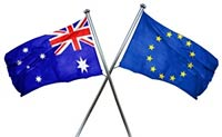 australia-eu-flags